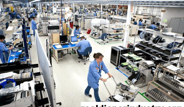 Industri Manufaktur Kurangi Angka Pengangguran Di Indonesia 2021
