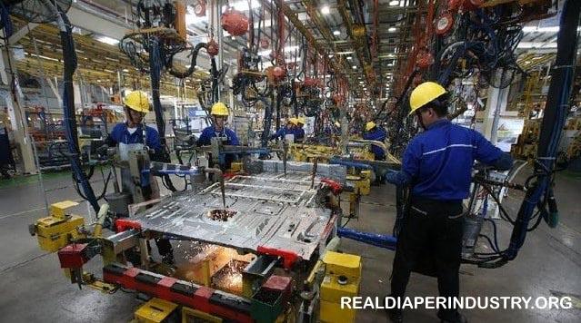 Kenali Ruang Lingkup Pabrik Manufaktur