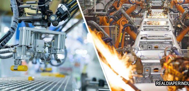 Bidang bisnis manufaktur, interpretasi, jenis,Contoh dan Prosesnya